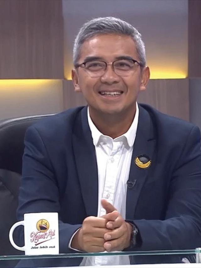 Farhan Dimarahi Ketua Fraksi di Hari Pertama Ngantor di Senayan