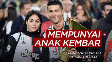Berita video sportbites kali ini membahas tentang para pesepak bola yang mempunyai buah hati kembar. Cristiano Ronaldo dan Alvaro Morata jadi diantara pemain yang mempunyai anak kembar.