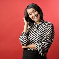 Radhini (Foto: Adrian Putra/Bintang.com)