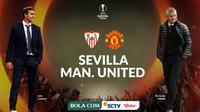 Liga Europa - Sevilla Vs Manchester United - Head to Head (Bola.com/Adreanus Titus)