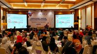 Sebanyak 86 Badan Usaha Milik Negara (BUMN) berkumpul di Bali untuk mendukung program Integrasi Data Perpajakan dengan Direktorat Jenderal Pajak (DJP).  Dok DJP