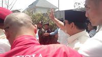 Kunjungan Capres Prabowo Subianto di Garut (Liputan6.com/Jayadi Supriadin)