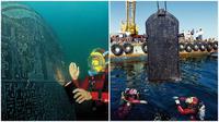 Temuan baru-baru ini mengungkapkan keberadaan dua kota penting Mesir Kuno yang sekarang berada di bawah permukaan air. Apa isinya?