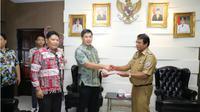Wakil Bupati Kepulauan Talaud, Petrus Tuange. (Liputan6.com/Yoseph Ikanubun)