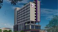 Hotel unik berkonsep musik dan film di Jayapura ini menjadi warna baru bagi industri perhotelan di kawasan Indonesia timur.