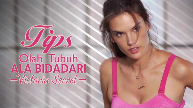 Dalam program Train Like an Angel, Candice Swanepoel seorang model pakaian dalam Victoria Secret memberikan sedikit tips agar memperoleh tubuh yang indah dengan gerakan mudah dan sehat.