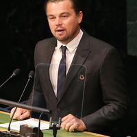 Bahkan dalam urusan jodoh dan mencari pendamping hidup, Leonardo memilih pasrah dan tak mau mengambil pusing. (AFP/Bintang.com)