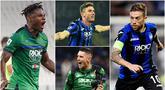 Tim kuda hitam asal Italia, Atalanta akan menghadapi tim bertabur bintang Paris Saint-Germain (PSG) di perempat final Liga Champions. Berikut 7 pemain Atalanta yang bisa menjadi mimpi buruk bagi Neymar dkk nanti malam.