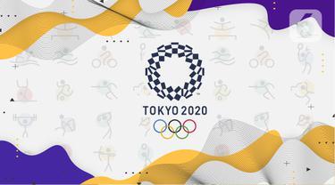 Banner Olimpiade Tokyo 2020