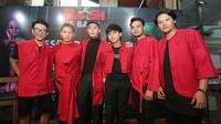 Smash launching single Fenomena (Bambang E. Ros/bintang.com)