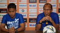 Pelatih PSIS Semarang Bambang Nurdiansyah. (Liputan6.com/Huyogo Simbolon)