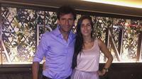 Paula Milla, putri pelatih Timnas Indonesia U-22, Luis Milla, fans berat Real Madrid. (Bola.com/Instagram)