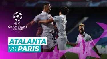 Berita video beragam peluang dan gol-gol yang tercipta saat PSG mengalahkan Atalanta 2-1 pada perempat final Liga Champions 2019/2020, Kamis (13/8/2020) dinihari WIB.