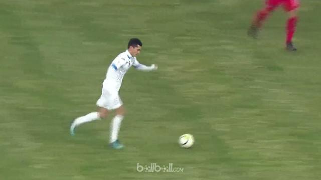 Berita video highlights Piala Asia U-23 2018, Uzbekistan vs Korea Selatan, dengan skor 4-1. This video presented by BallBall.