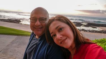 7 Momen Liburan Maia Estianty dengan Irwan Mussry Ke Hawaii, Kini Lanjut Ke LA