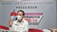 Ada dua Kadis di lingkungan Pemko Medan yang juga terkonfirmasi positif COVID-19, yaitu Kadis Kebersihan dan Pertamanan, serta Kadis Tenaga Kerja.