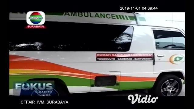 Seorang operator forklift tewas setelah tubuhnya tertimpa tumpukan beras seberat 1 ton di gudang yang ada di Desa Wringinagung, Kecamatan Gambiran, Banyuwangi, Jawa Timur.