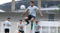 Penyerang Timnas Indonesia U-19, Braif Fatari. (PSSI).