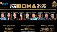 Road to IBOMA 2020
