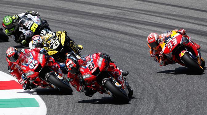 GP Mania Wajib Masuk Sini, Berikut Update Jadwal Terbaru MotoGP Musim 2020