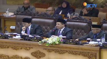 Empat fraksi di Dewan Perwakilan Rakyat menolak perpanjangan masa kerja panitia khusus atau pansus hak angket KPK.