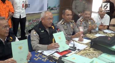 Seorang petani di Padang, Sumatera Barat terkena OTT petugas karena melakukan pungli pembuatan sertifikat tanah.