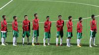 Timnas U-23 di SEA Games 2015 (Bola.com/Arief Bagus)