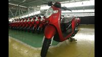 New Honda Scoopy. (PT AHM)
