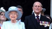 Sementara itu suami Ratu Elizabeth II, Prince Phillip ta hadir dalam pembaptisan tersebut dikarenakan ia sudah pensiun dari tugas kerajaan sejak musim gugur 2017. (ABC News)