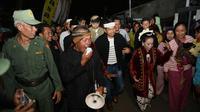 Bakal calon Wakil Gubernur Jawa Barat Dedi Mulyadi. (Liputan6.com/Abramena)