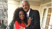 Oprah Winfrey dan Stedman Graham. (dok.Instagram @oprah/https://www.instagram.com/p/BByemYRSS8n/Henry)