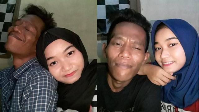 Meski Sering Diejek Wanita Cantik Buktikan Cinta Bukan Soal Fisik Citizen6 Liputan6 Com