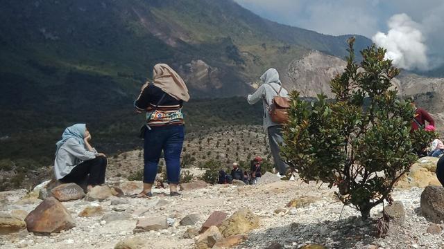 Aktivis Gugat Perubahan Status Cagar Alam Di Garut