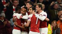 7. Arsenal - £71 juta, Transfer terbesar, Lucas Torreira £30 juta (AFP/Glyn Kirk)