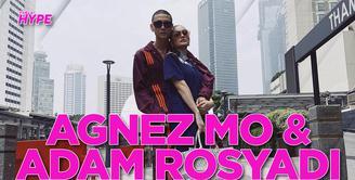 Ramai beredar kabar bahwa Agnez Mo dan Adam Rosyadi berpacaran. Benarkah? Simak cerita selanjutnya dalam video di atas!
