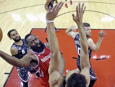 NBA, San Antonio Spurs, Houston Rockets