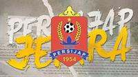 Logo Persijap Jepara. (Bola.com/Dody Iryawan)