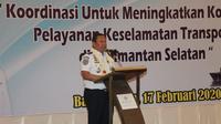 Direktur Jenderal Perhubungan Darat Budi Setiyadi.