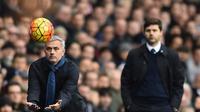Jose Mourinho (BEN STANSALL / AFP)