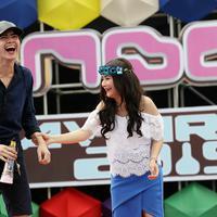 Foto profil Aliando Syarief dan Prilly Latuconsina. (Wimbarsana/bintang.com)