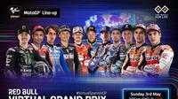 MotoGP Virtual Race Jilid III. (Twitter/MotoGP)