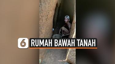 RUMAH BAWAH TANAH