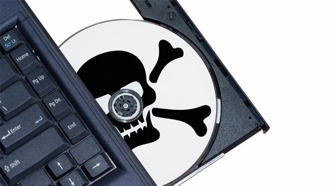 Software bajakan (techradar.com)