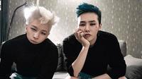 G-Dragon dan Taeyang akan menunjukkan kolaborasi asyik dalam proyek musik yang akan dirilisnya.