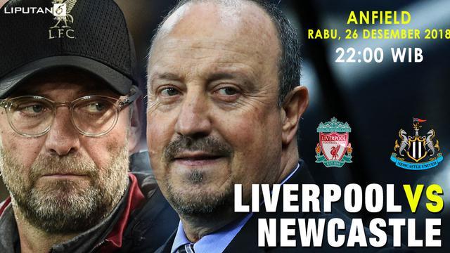 5 Fakta Menarik Menjelang Liverpool Vs Newcastle United Inggris Bola Com