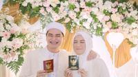 Potret Pernikahan Alvin Faiz dan Henny Rahman (Intagram/umi_yuni_syahla_aceh)