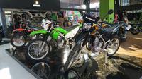 Kawasaki Resmi Lepas KLX230, Harga Promo Rp 39,9 Juta (Arief A ? Liputan6.com)