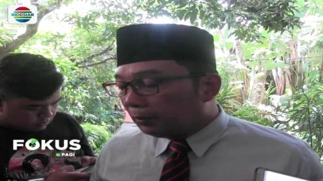 Banyak wali murid di Kota Bandung keluhkan sistem zonasi di PPBD, Ridwan Kamil: Semua sekolah di Bandung kualitasnya sudah merata.