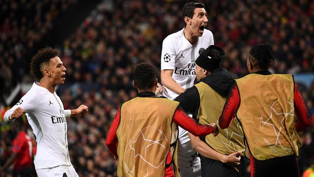 PSG permalukan Manchester United