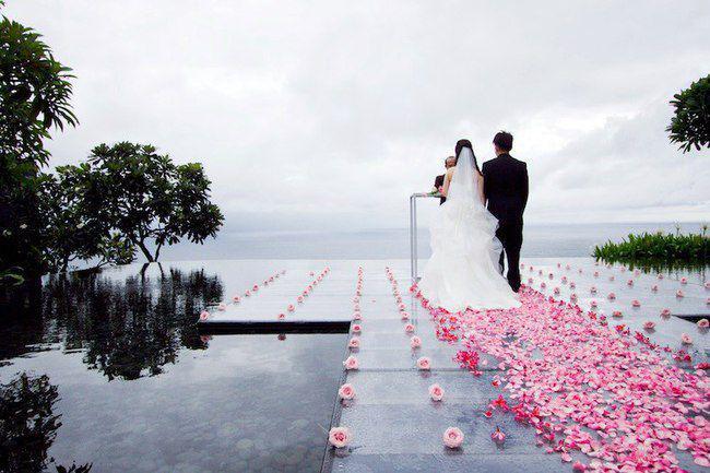 Tempat Pernikahan Yang Romantis